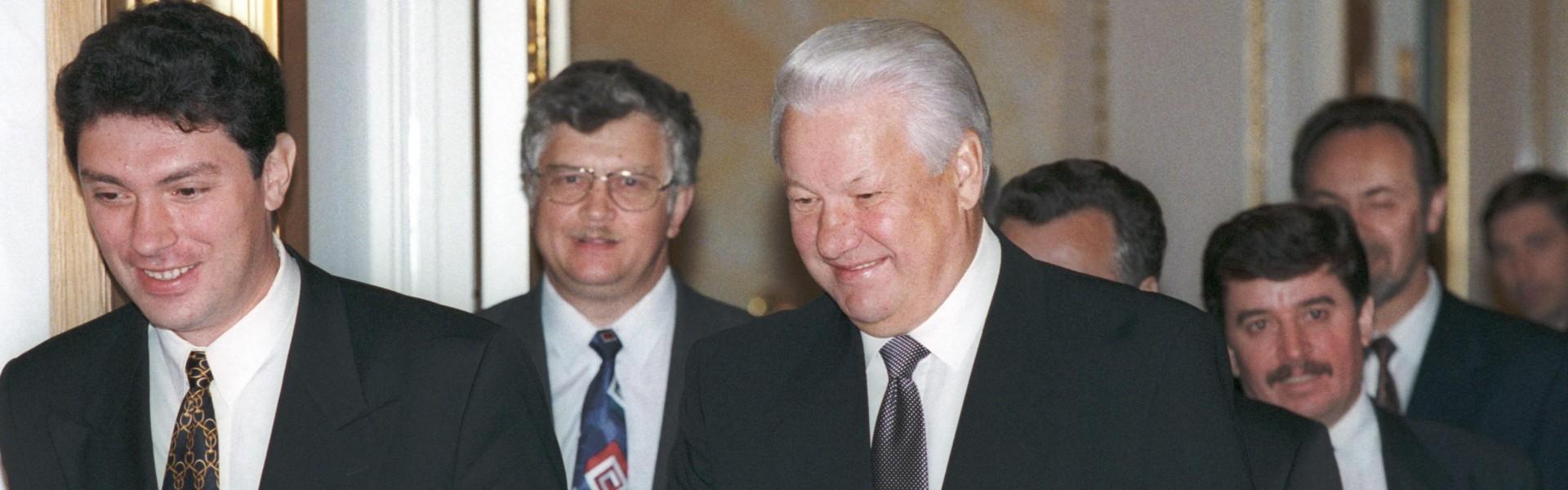 Были ли чистыми президентские выборы-1996?