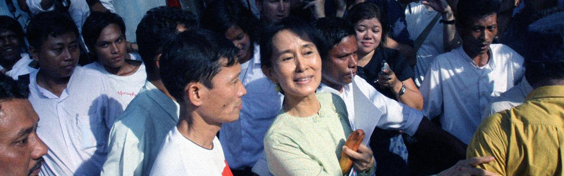 Бирма. Уроки борьбы