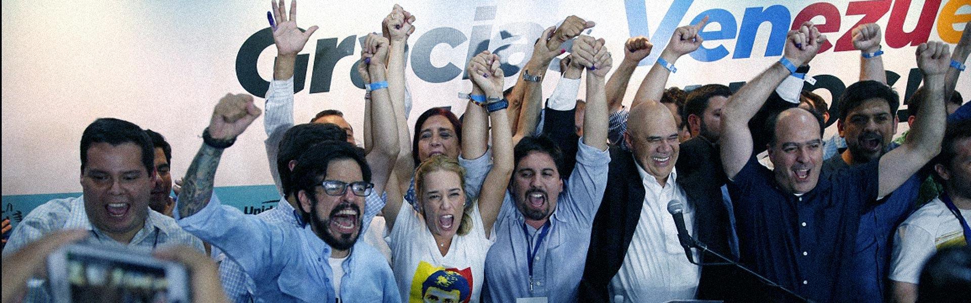 Сегодня мы все Венесуэла