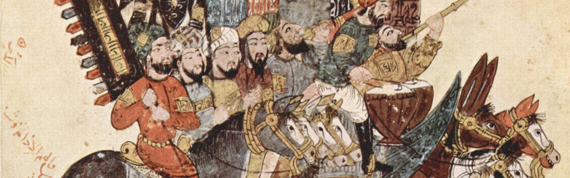 Исламизация: вчера, сегодня, завтра