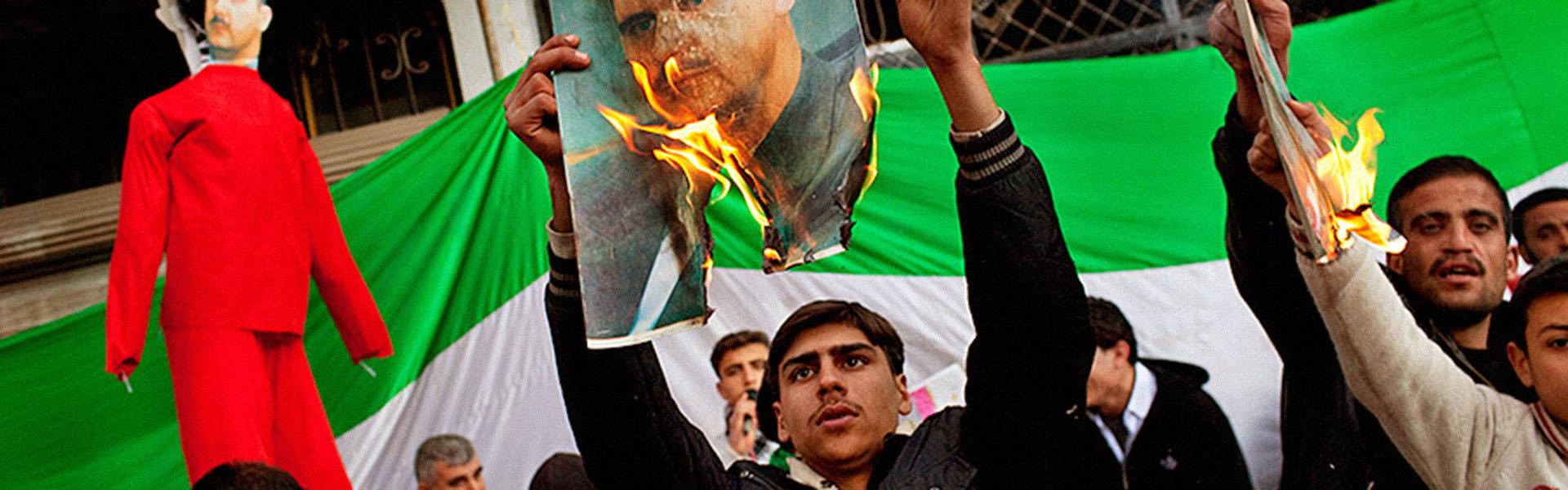 Сирия: что это было? Часть первая — Асад