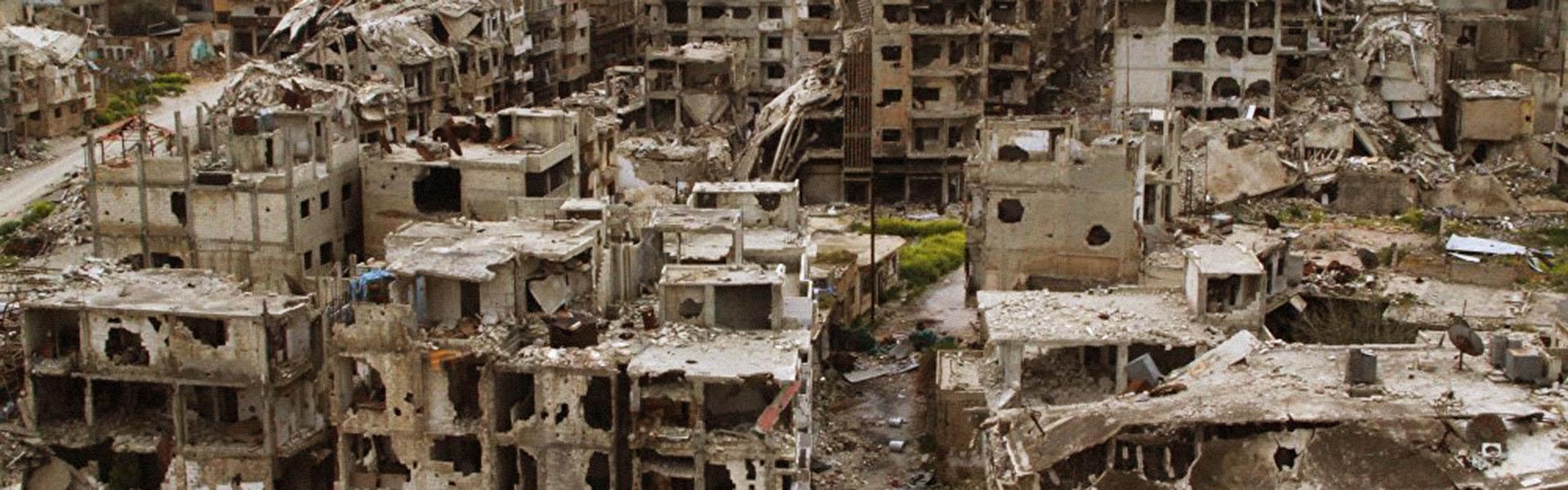 Сирия: что это было? Часть вторая — Война
