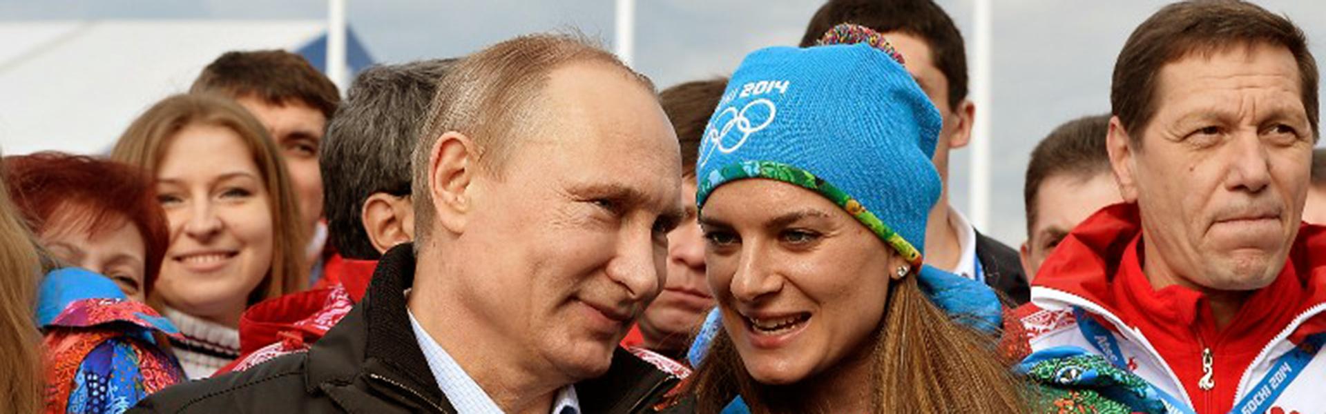 Патриотический допинг: не надо русским олимпиад
