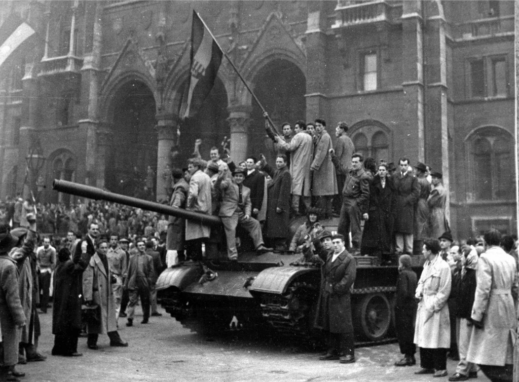 khrushchevs attempts in improving relations with the west after the hungarian revolution in 1956