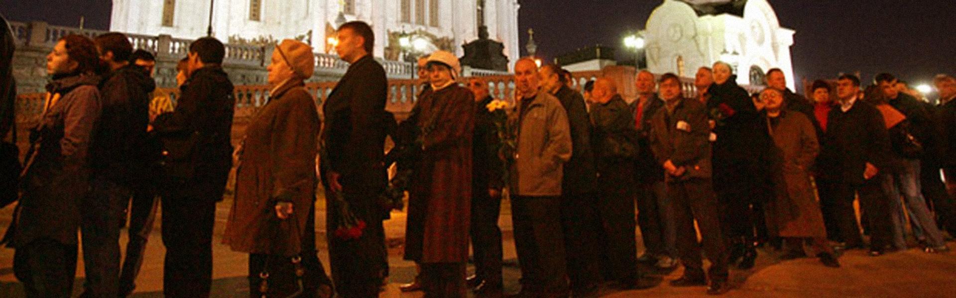 Десять лет без Ельцина: Президент-Освободитель