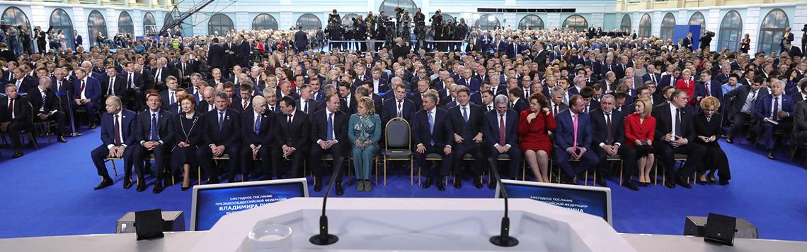 Снова рокировка? Почему обращение Путина ничего не меняет