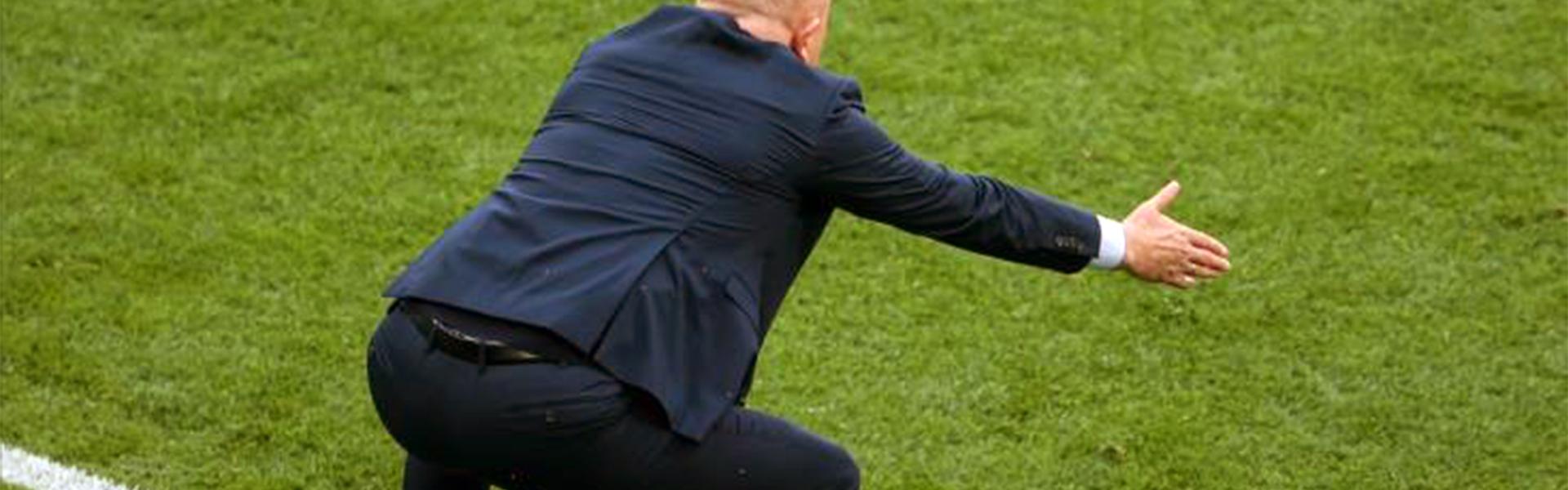 Почему сборная России проваливается (по мотивам неудачи на Евро 2020)