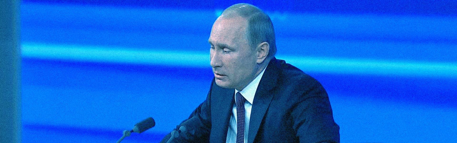 Закат эры Путина