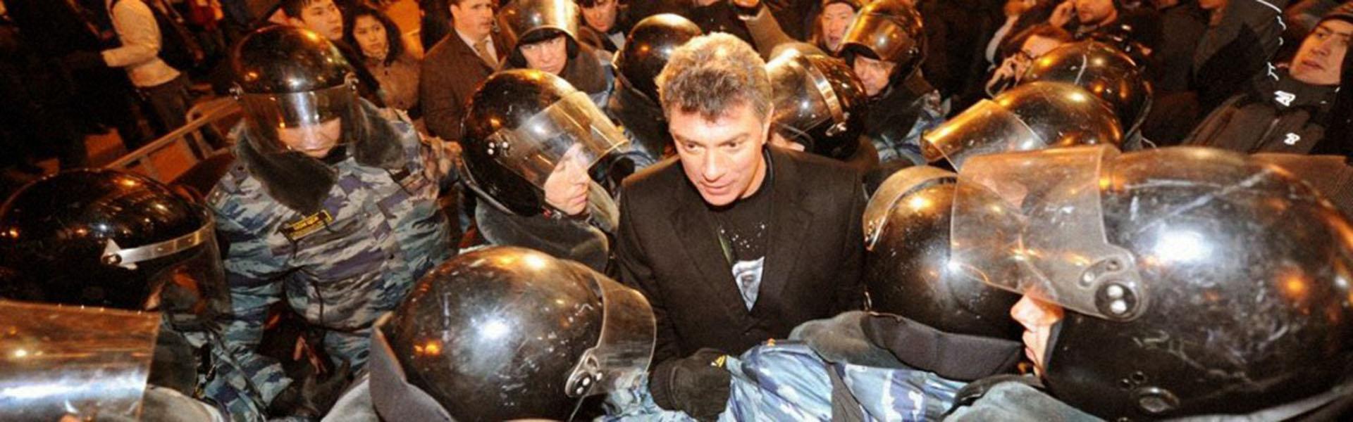 Немцов: воспоминания