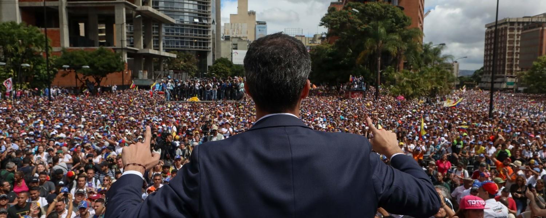 Венесуэла: в двух шагах от революции