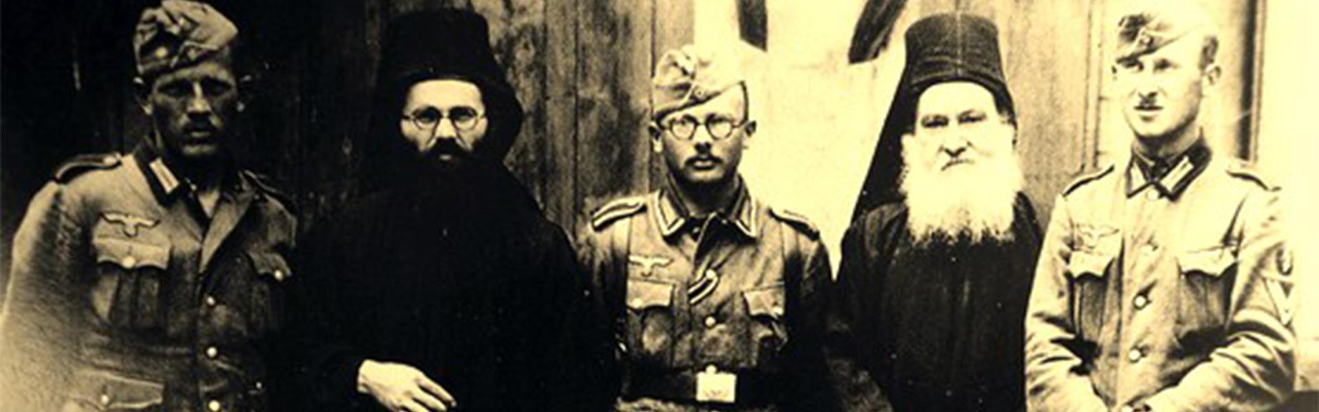 Крест и свастика. Как РПЦ поддерживала Гитлера