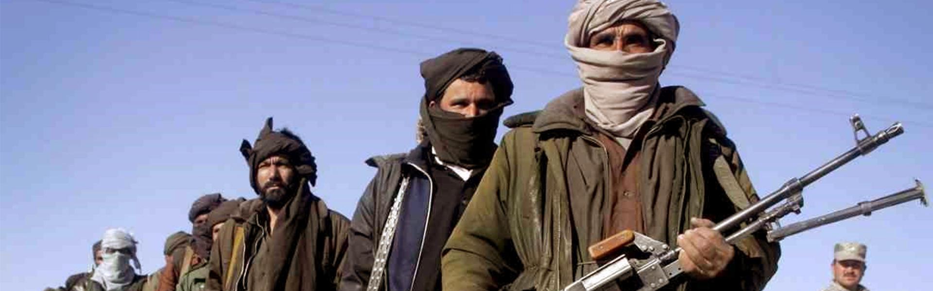 Афганский халифат имени Байдена